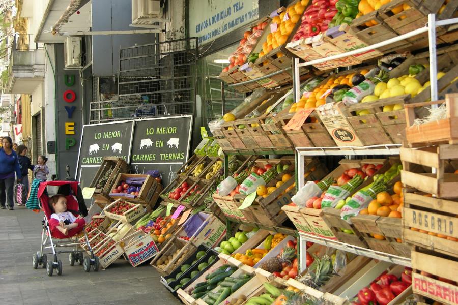 Mercado de Rosario