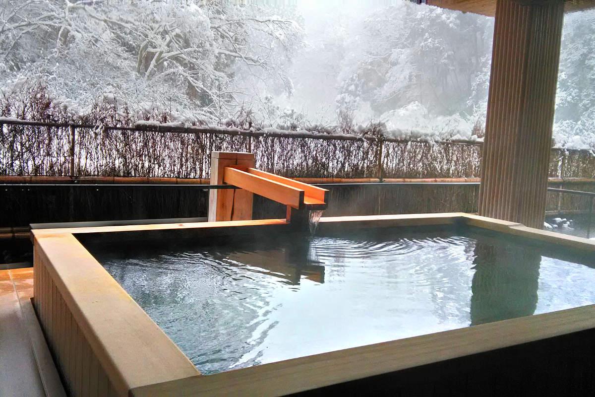 京都の温泉