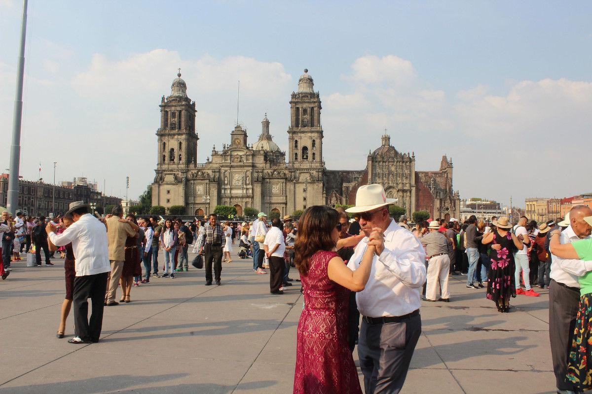 Plaza del Danzón