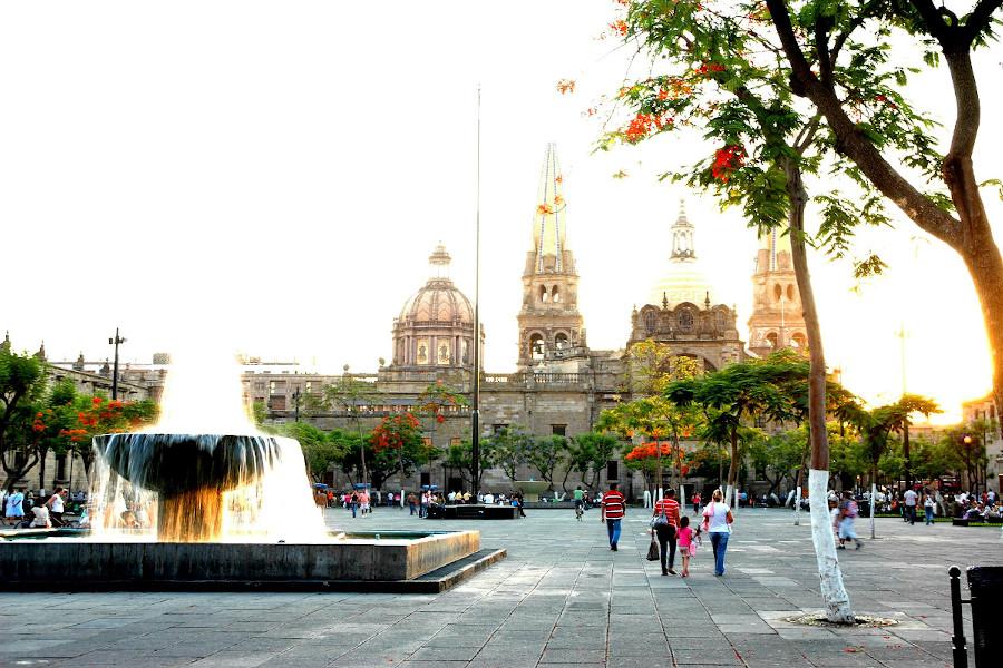 Guadalajara view