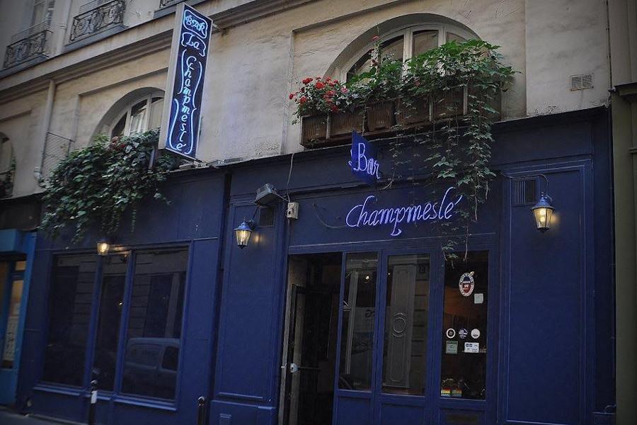 La Champmeslé bar