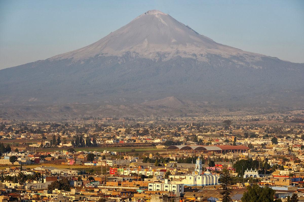 Volcán de Puebla