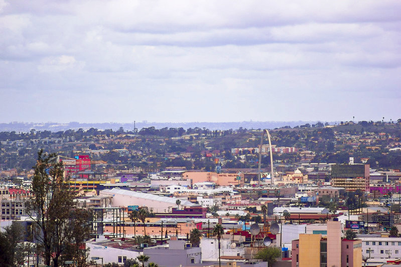 Tijuana view