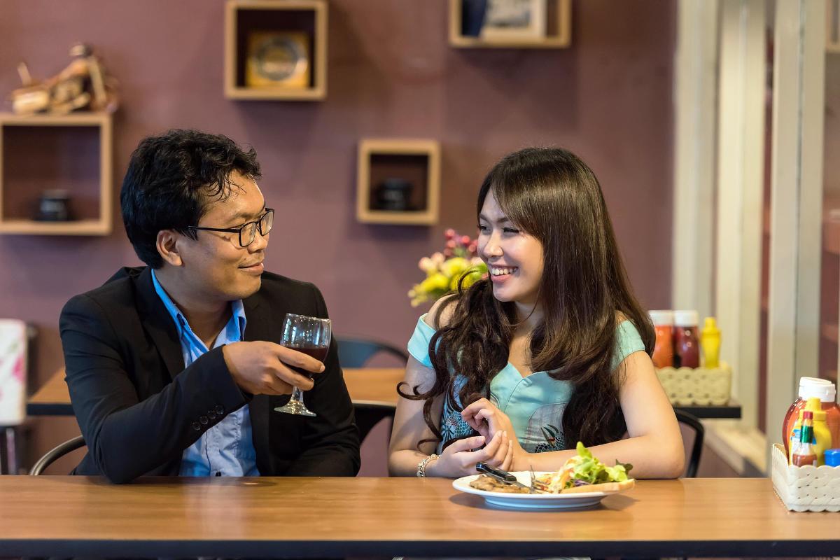 Transgender date in Tokyo
