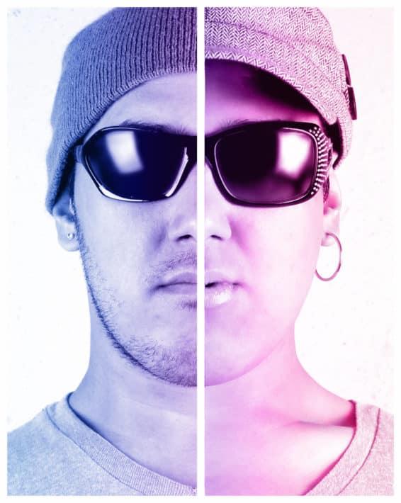 Gender Non-conforming person